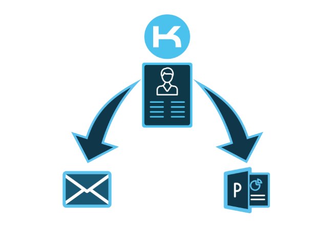 Kitview communicate all documents